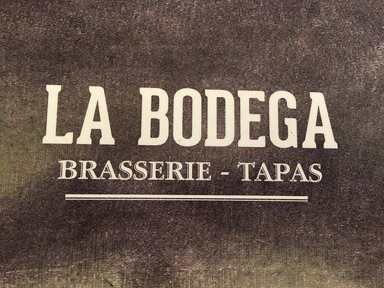 La Bodéga: logo