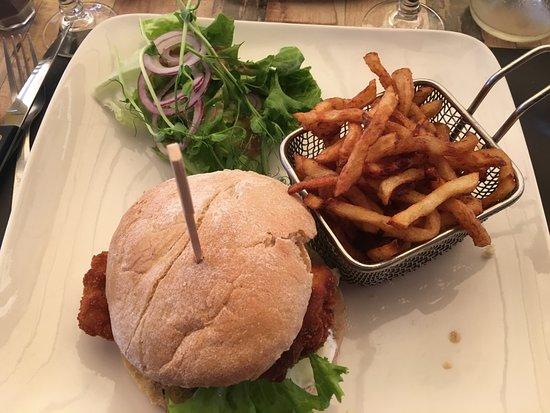 La Bodéga: burger