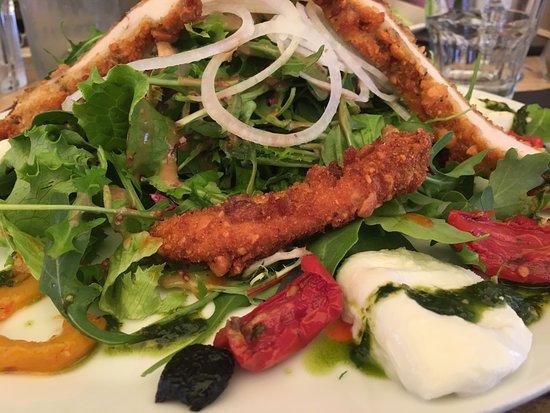 La Bodéga: salade repas