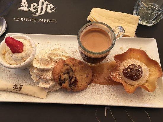 La Bodéga: café gourmand