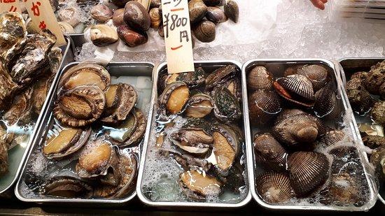 京都锦市场照片