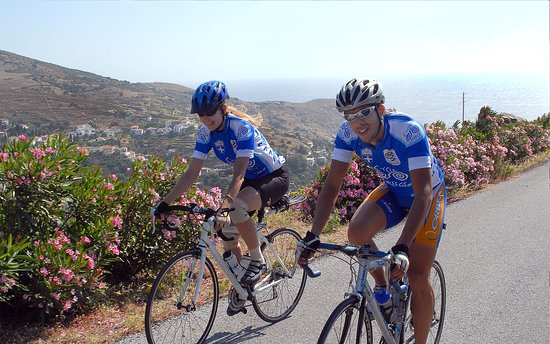 Moschato, Grèce : Blue Sea, Blue team!