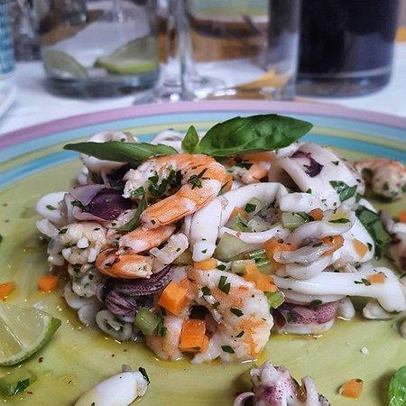 Cucina Casa Mia: Insalata di mare