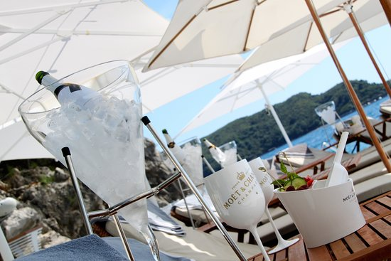 Dukley Beach Lounge : Private event at VIP Beach