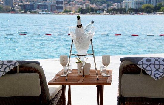 Dukley Beach Lounge : VIP Beach