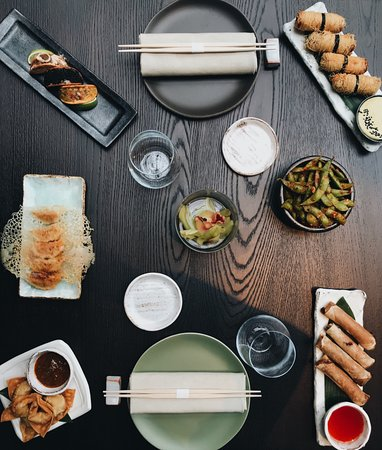 Kowa: Dim Sum & Appetizers