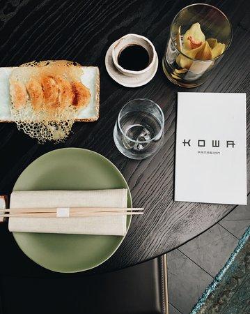 Kowa: Spici Prawn Gyoza