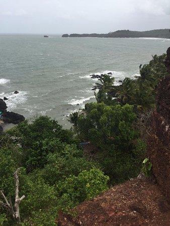 Riverview Villas: Cabo de Rama Fort