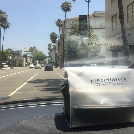 The Peninsula Beverly Hills ภาพถ่าย
