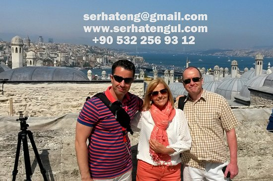 Private Tour Guide Serhat Engul