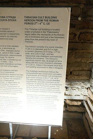 Thracian Necropolis Pomorie: Thrakisches Kuppelgrab