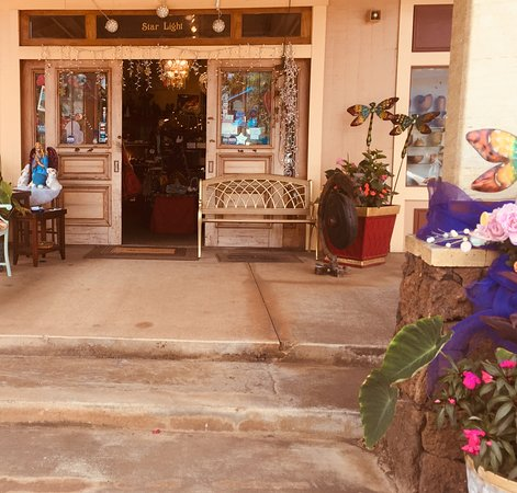 Hawi, HI: Visitors return year after year and love all the positive vibes and treasures to buy
