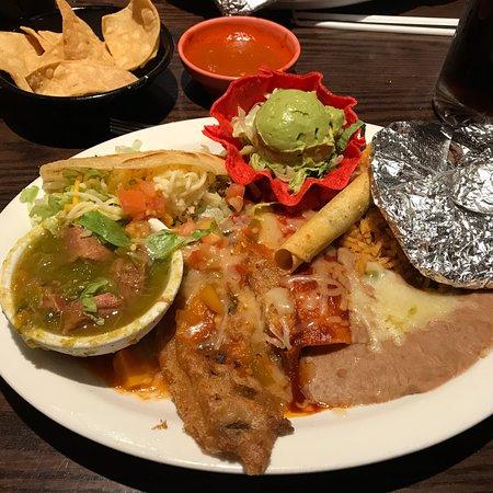 L J Cafe El Paso Tx Menu