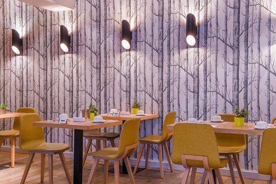 Restaurant La Vicomté: Salle de restaurant