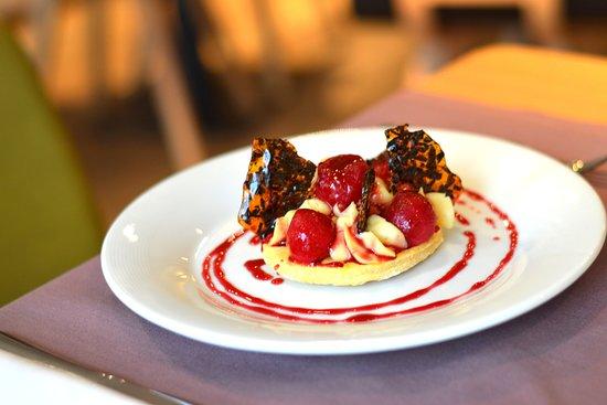 Restaurant La Vicomté: Dessert