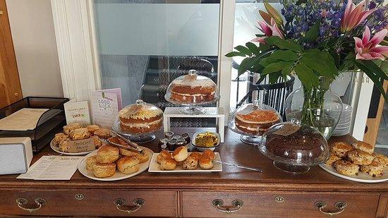 The Allan Park Pub & Restaurant: Cakes