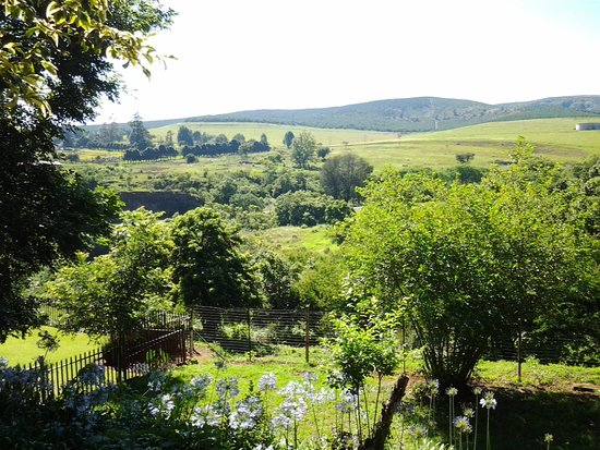 View from Sabie Self Catering Apartments