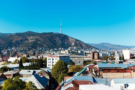 Tbilisi Laerton Hotel : Hotel