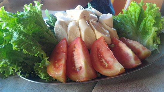 Carneiro & Cia: Salada