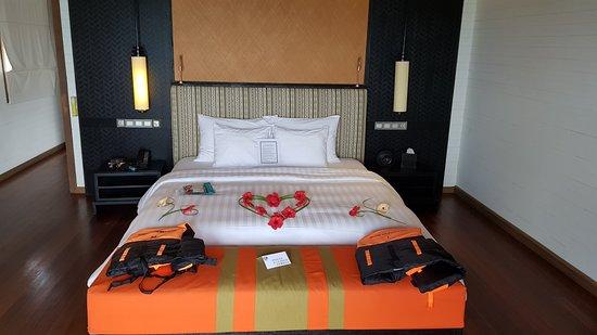 Meeru Island Resort & Spa: 700's