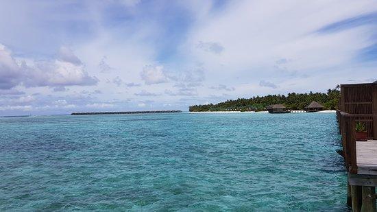 Meeru Island Resort & Spa: View from room