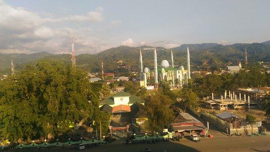 Mamuju, Indonezja: Pemandangan dari kamar