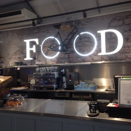 Loch Leven's Larder: Stunning scenery...my review says it all really.