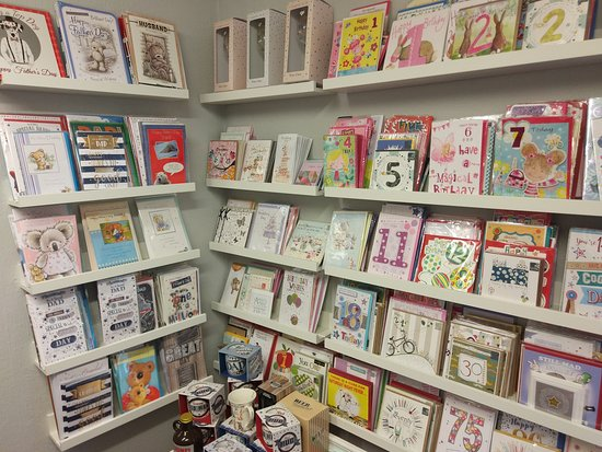 Gallery 172: A wide range of cards
