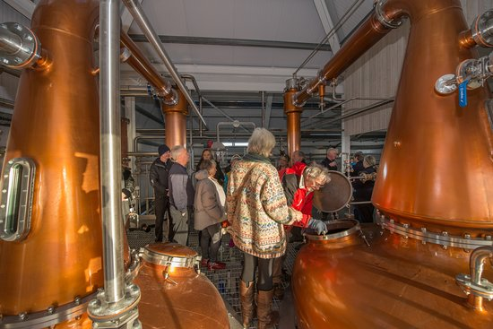 Isle of Raasay Distillery Tours