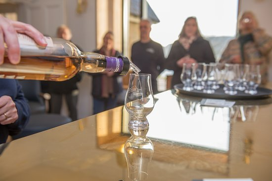 Isle of Raasay Distillery: Raasay Distillery Whisky Tasting