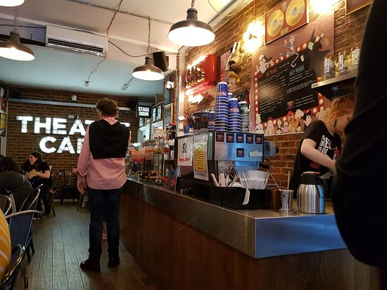 The Theatre Cafe-bild