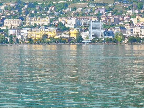 CGN : Montreux