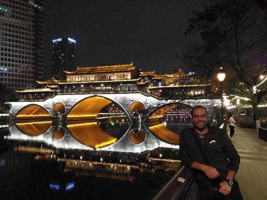 Anshun Bridge (Dongmen Bridge): IMG_20180330_213112_large.jpg