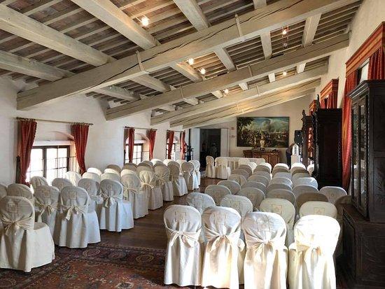 Il Castello di Bevilacqua: Room