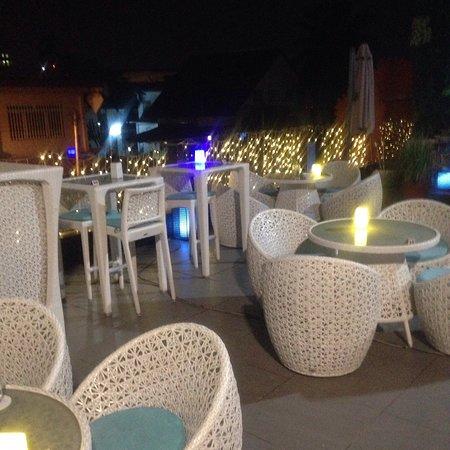 Fusion Restaurant / Aer Bar: fusion