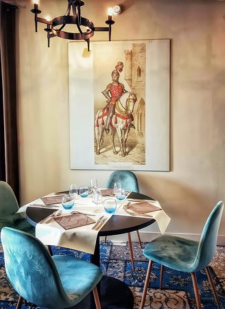 Restaurant Rue Des Calquieres Carcassonne