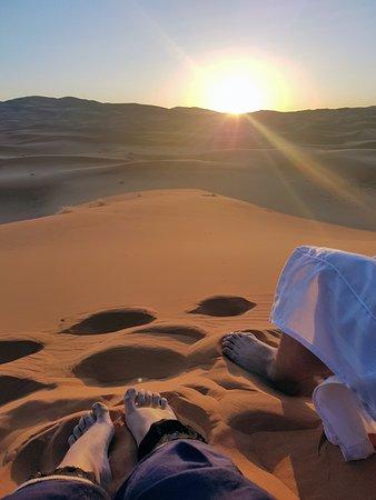 Desert Morocco Adventure: Dune sunrise