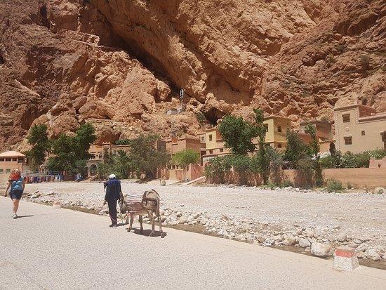 Desert Morocco Adventure: Todra gorges