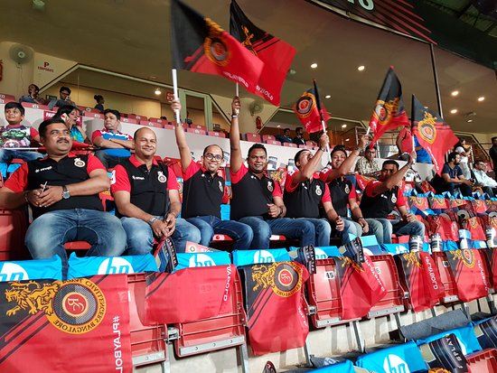 M Chinnaswamy Stadium照片