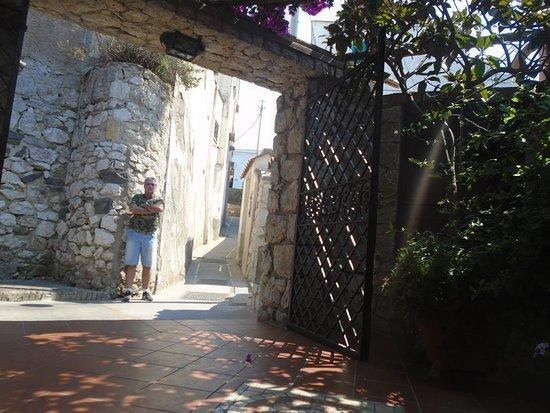 La Pigna Restaurante em Capri