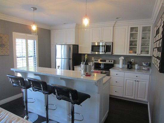 Cottonwood, AZ: Bocce penthouse kitchen