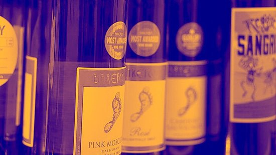 Painting with a Twist: Enjoy our selection of wine!