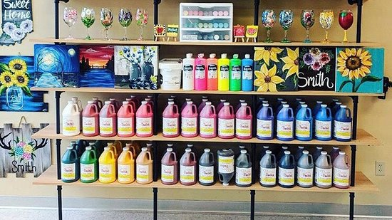 Painting with a Twist: Choose from many amazing products!