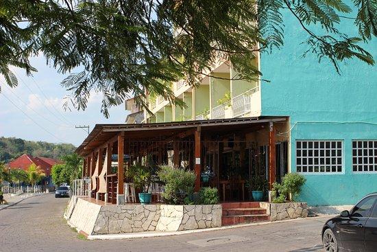 Hotel Santana: een mooi hotel, prachtig gelegen