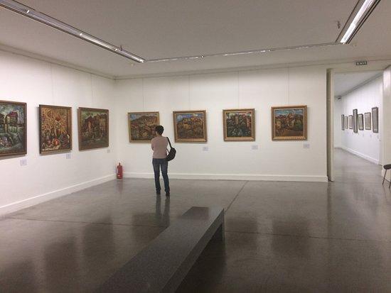 National Gallery: В Голубой галереи Тбилиси