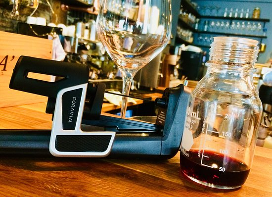 Vågal kaffe- og vin: Coravin