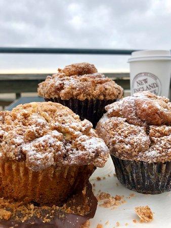 Neck Run Cafe: Coffee Cake Muffins