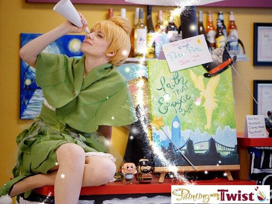 Enjoy Our Exclusive Disney Inspired Events Picture Of Painting