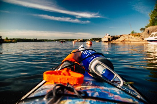 Skargardens Kanotcenter Kayaks & Outdoor: Kayaking adventure in Vaxholm