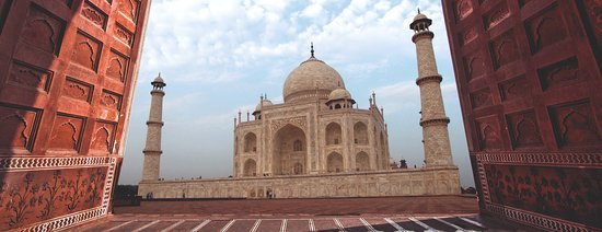 Touch India Tours And Travel: Taj Panaromic View